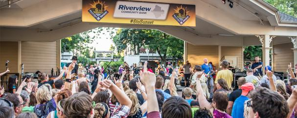 City of Vancouver Riverview Concert Series