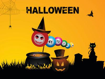 Halloween Boo Bingo