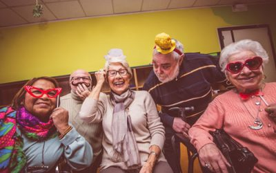 Healthy Holidays for Seniors