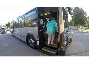 C-Tran Transportation Vancouver Wa