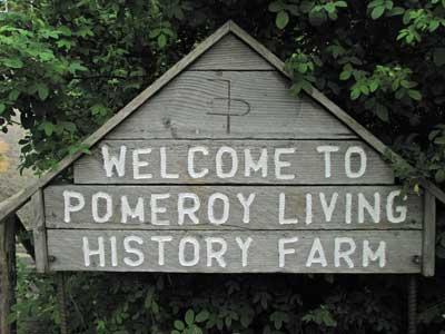 Yacolt WA Pomeroy History Farm