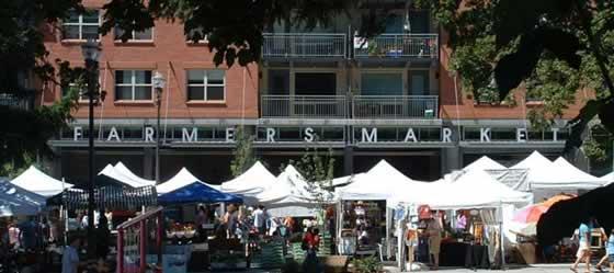 Farmers Market Vancouver WA
