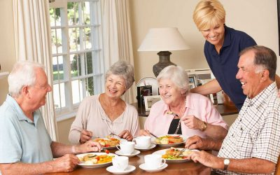 Healthy Eating as We Age