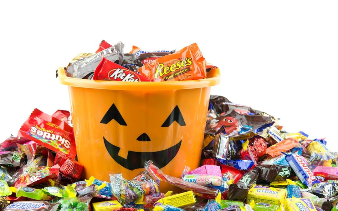 In Search of Health-conscious Halloween Candy that's Actually Good