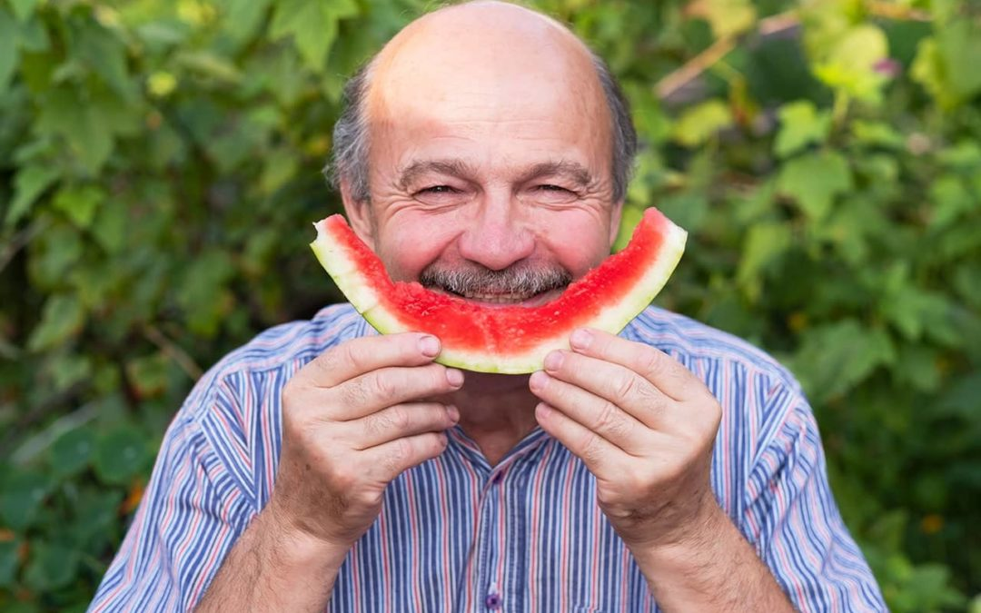 Healthy Eating Habits as you Age